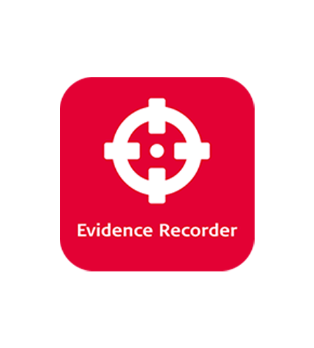Evidence Recorder Icon