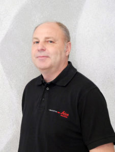 Steve Davies - Global Trainer - Detection Products, Leica Geosystems part of Hexagon