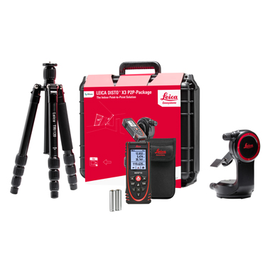 Leica DISTO X3 P2P-Package
