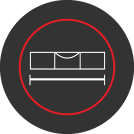Smart Horizontal feature icon