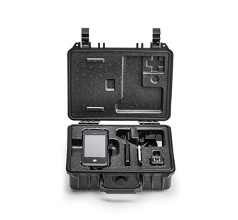 Rugged Case open