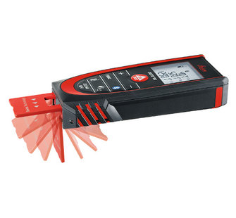 Leica D2 side laser tape measurer
