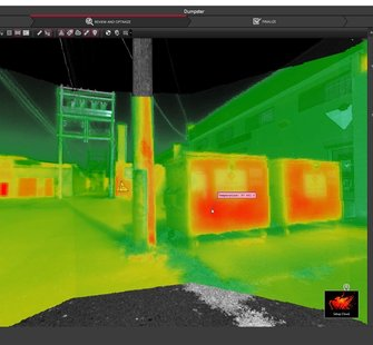 Full support for all the BLK has to offering including IR and HDR imagery