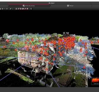 With advanced automation wizards and a simple, guided workflow, anyone can work with point cloud data.