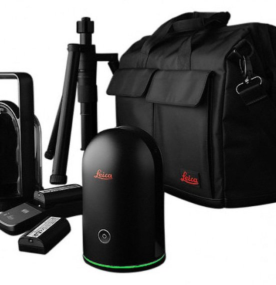 Kit de mission BLK360
