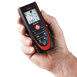 Leica D2 in hand front laser distance measurer