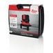 Leica Lino L4P1 case packaging front red black