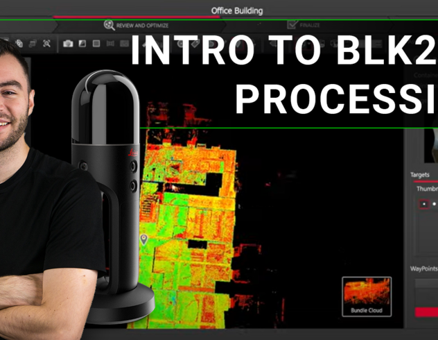intro to BLK2GO processing video thumbnail